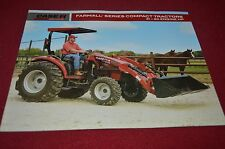 Case International Farmall Series Compact Tractors Brochure YABE10 ver5