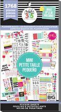 New Happy Planner Planner Basics Mini Sticker Book Value Pack 1768