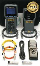 IDEAL SignalTEK FO Copper Fiber Cable Network Qualification Tester SignalTEK-FO