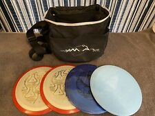 Axiom Vanish Streamline Trace Lot With Mvp Bag Misprint Disc Golf