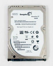 "Seagate Momentus XT 500 GB Internal 7200 RPM 2.5"" Hard Drive -ST95005620AS GOOD"