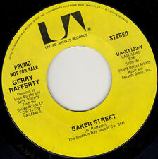 "GERRY RAFFERTY - Baker Street 7"" 45"