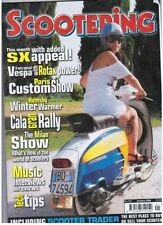 Scootering January Monthly Magazines