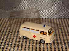 KELLERMANN CKO 1:43 SCALE, FULL TIN W/FRICTION VW BULLI AMBULANCE 402 NIB/NOS!