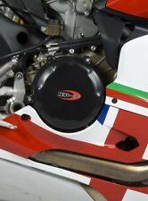 Couvre-carter droit ( Embrayage)  R&G Racing Noir Ducati PANIGALE 11992012-2013