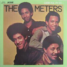"""THE METERS """" LOOK-KA PY PY """" SEALED U.S.LP SOUL FUNK"""