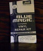 Blue Magic Waterbed Mattress Vinyl Repair Patch Kit Free Shipping USA seller