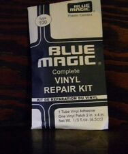 Blue Magic Waterbed Mattress Vinyl Repair Patch Kit Free Shipping USA seller