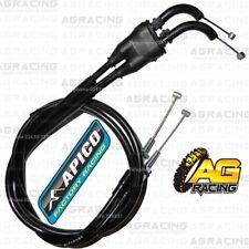 Apico Throttle Cable For KTM SX 400 2007 Motocross Enduro