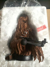 Gentle Giant Ltd Star Wars Chewbacca Mini-Bust NEW MIB Rise Skywalker Force Jedi