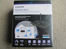 New Linksys RE6500 AC1200 MAX Dual Band Wi-Fi Range Extender 2.4GHz & 5.0GHz
