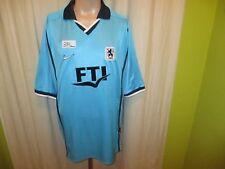 """TSV 1860 München Original Nike Heim Trikot 2002/03 """"FTI"""" Gr.XXL TOP"""