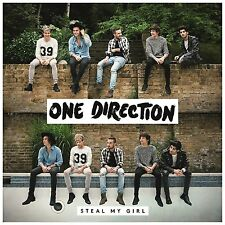 ONE DIRECTION - STEAL MY GIRL: CD SINGLE (October 13th, 2014)