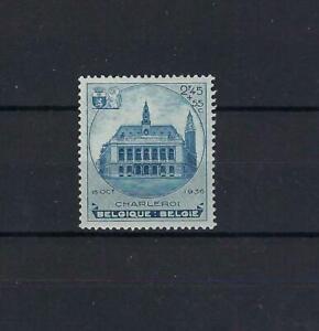 [LK19522] Belgium N°437 Architecture MH * COB € 45,00 SUPERB
