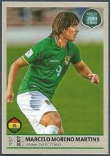 PANINI FIFA WORLD CUP-2018 ROAD TO RUSSIA- #304-BOLIVIA-MARCELO MORENO MARTINS