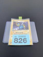 Pokémon EX Ruby & Sapphire Manectric 9/109 Holo Nintendo E-Series 2003 Electric