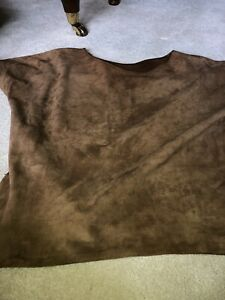 Suede Top Cowgirl Size M