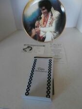 ELVIS LOVING YOU PLATE RETIRED 23 KARAT GOLD
