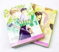 Rin!: 2 Books (Vol 1 & 2) - Satoru Kannagi, TPB   USED
