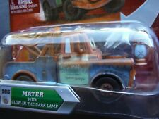 DISNEY PIXAR CARS CHASE MATER WITH GLOW IN THE DARK LAMP NS SAVE 6% GMC