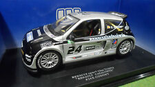 UNIVERSAL HOBBIES 1/18 RENAULT SPORT CLIO TROPHY rally Catalunya E.CODONY N° 24