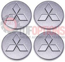 Genuine Mitsubishi Alloy Wheel Centre Caps - MB891736 - Set of 4