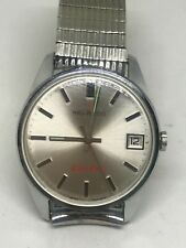 Helbros vintage electric watch, running strong, keeping very good time