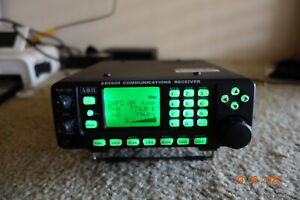 wide band communications receiver  AOR8600MK 2