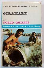 69775 Folco Quilci - Giramare - Gherardo Casini ed. 1966 (I ediz.)