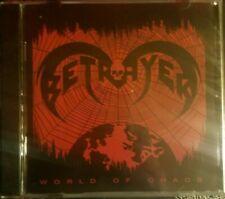 Betrayer - World Of Chaos(CD/2019)SUPURATION APOPLEXY NUCLEAR DEATH CATACOMB