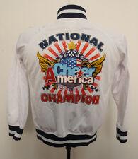 Cheerleading Girls National Cheer America Champion Cheerleader Jacket Print Lrge