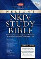 Nelson's NKJV Study Bible - by Thomas Nelson