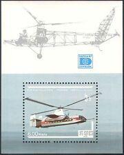 Kampuchéa 1987 helicópteros Aviones// Aviación/Vuelo/transporte/stampex m/s b7983