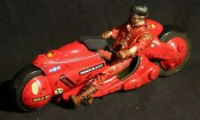 McFarlane 3D Animation from Japan AKIRA KANEDA ON MOTORCYCLE in box.