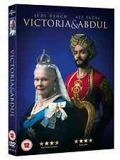 Victoria and Abdul (with Digital Download) [DVD]
