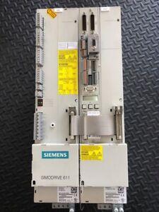 Inverter Siemens 6SN1145-1BA01-0BA2 6SN1123-1AA00-0DA2 E 6SN1118-1NJ01-0AA1