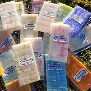 Scented Soy Blend Wax Tarts Melts SNAP BARS Strong CHOOSE SCENTS Huge Selection