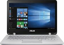 """Asus ASUS 2-in-1 13.3"""" Touchscreen Full HD Convertible Laptop, 7th Intel Core"""