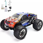 Nitro Gas 4wd RC Car Speed Racing Monster Truck Two Speed Off Road 1:10 scale