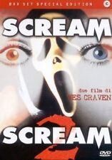 Scream / Scream 2 (1996) 2-DVD Box Set Speciale Edition