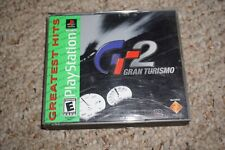 Gran Turismo 2 Gh Greatest Hits (Sony Playstation 1 ps1) Complete In Case