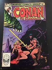 CONAN THE BARBARIAN  #144 Marvel Comics BRONZE AGE