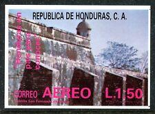 Honduras C752, Mnh, Tourism s/s 1986 x17214