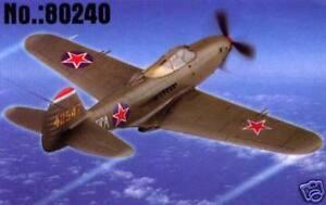 Hobbyboss - P-39Q 39 Q Aircobra Shomo Rechkalov Model Kit 1:72 New Boxed Kit
