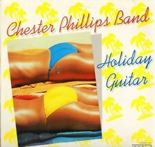 CHESTER PHILLIPS BAND holiday guitar 193 german selected sound LP PS EX/EX