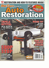 OLD CARS GUIDE TO AUTO RESTORATION,  NOVEMBER / DECEMBER, 2013 ( WHERE TO ? )