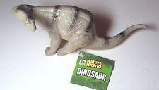Soft Rubber Prehistoric Brontosaurus Dinosaur, New