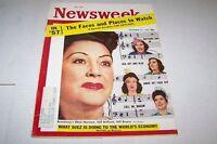 DEC 31 1956 NEWSWEEK magazine ETHEL MERMAN