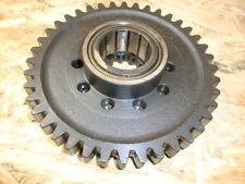 Zahnrad Getriebe Schaltgetriebe Fendt GT 225 Traktor Geräteträger (3) Schlepper