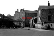 PHOTO  1982 INDUSTRIAL VIEW IN SKIPTON 1982